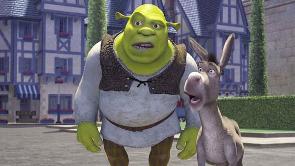 รีวิว หนัง Shrek
